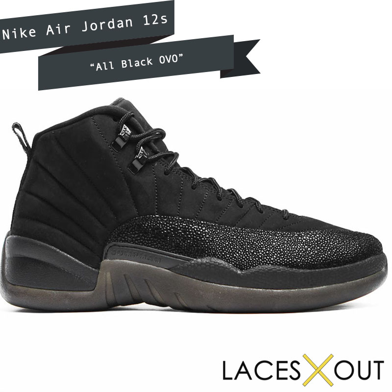 All Black 12 OVOs