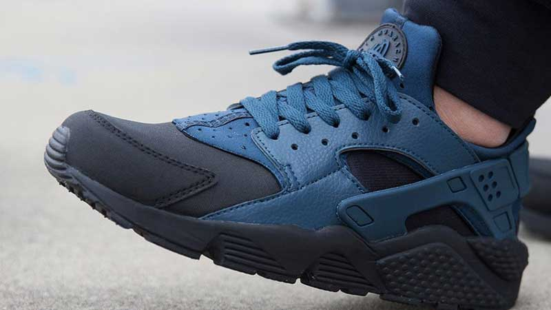 save off c556a c3e93 Nike-Air-Huarache-Black-Squadron-Blue
