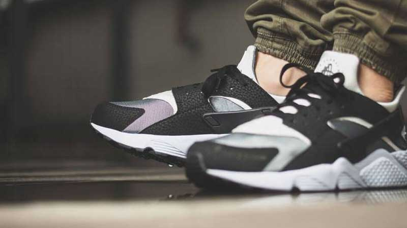 Nike-Air-Huarache-Black-White-Grey