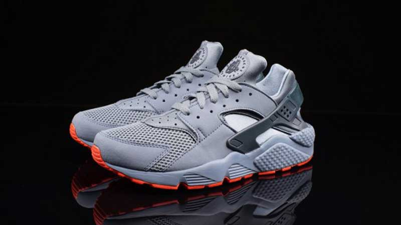 Nike-Air-Huarache-FB-Graphite-Bright-Crimson 9f6762418