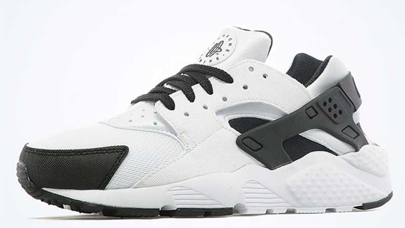 Nike-Air-Huarache-GS-White-Black-Anthracite
