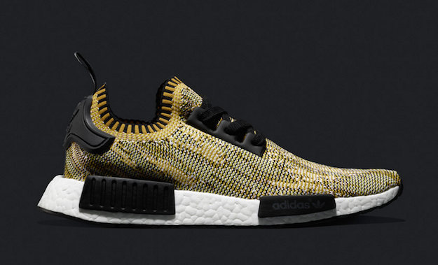 premium selection 432c5 26dba adidas-NMD-Runner-PK-Yellow-Black-1
