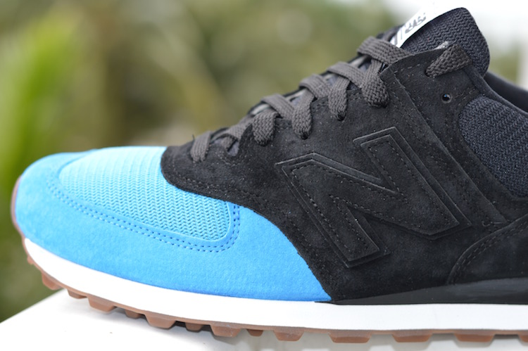New Balance 574 Custom Close Up