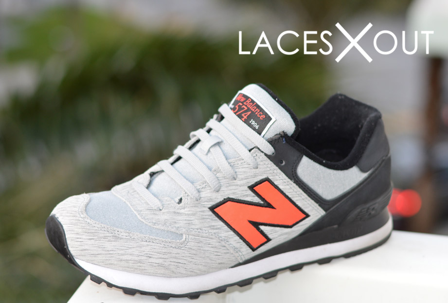 quality design 9f20d e82bc 4 Ways to Lace Your New Balance 574s / Laces Out
