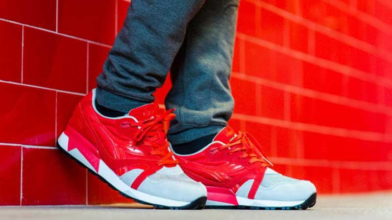 Diadora-N9000-NYL-Red-Grey
