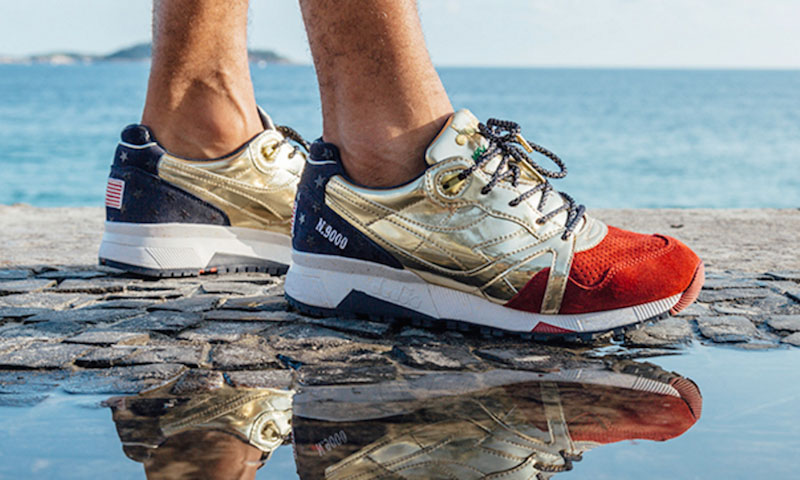 Diadora N9000 Beaches of Rio