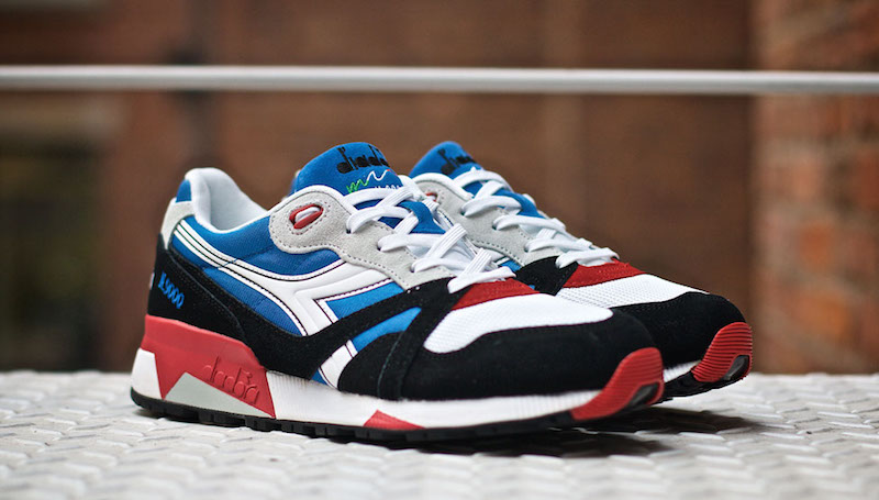 "Diadora N9000 ""French Blue"""