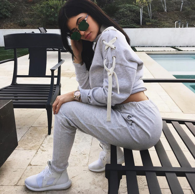 Womens Tubular All White. Kylie Jenner Adidas Tubular 38a285b105