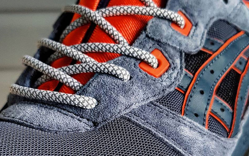 Asics-Gel-Lyte-III-Navy-Orange-White-laces