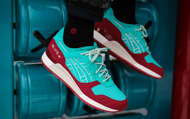 Asics Gel Lyte Speed Bebé